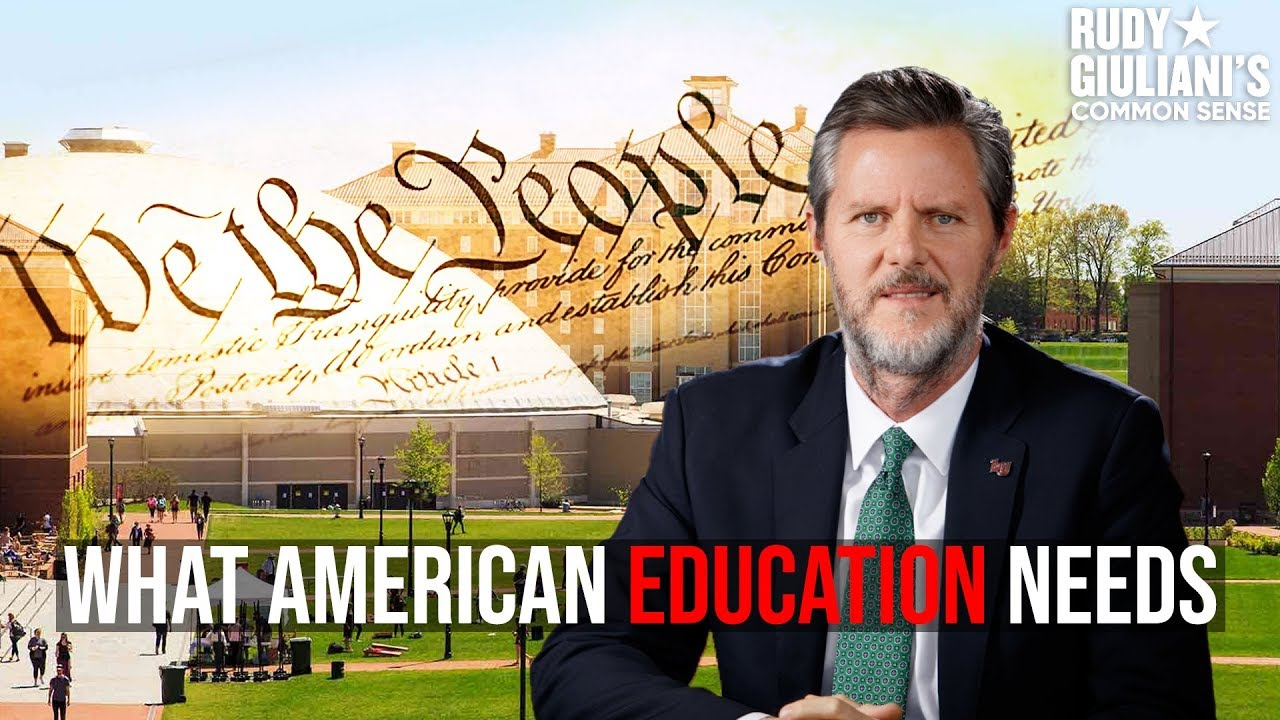 What American Education Needs, Jerry Falwell Jr. | Ep. 41