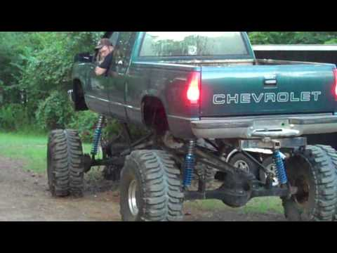 Cody Robbins (Motor Sports Mafia) 97′ Chevy Test Run