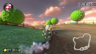 Wii Moo Moo Meadows [150cc] - 1:25.452 - Ð¥ Anтнøny (Mario Kart 8 Deluxe World Record)