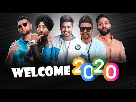 welcome-2020-cheers-to-new-year- -diljit-dosanjh- -karan-aujla- -parmish-verma- -jassie-gill