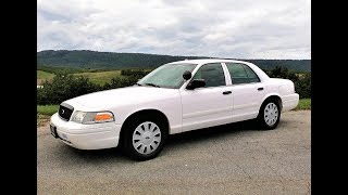 Why I bought an EX Police Interceptor 2008 Crown Victoria - Review