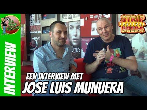 Een interview met Jose Luis Munuera