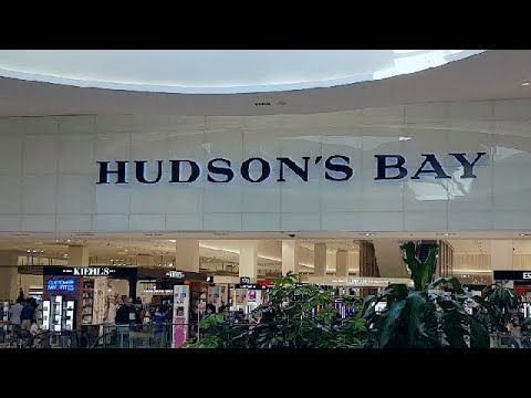 Now HUDSON BAY in SCARBOROUGH TOWN CENTRE!!!!NEW VLOG 2018