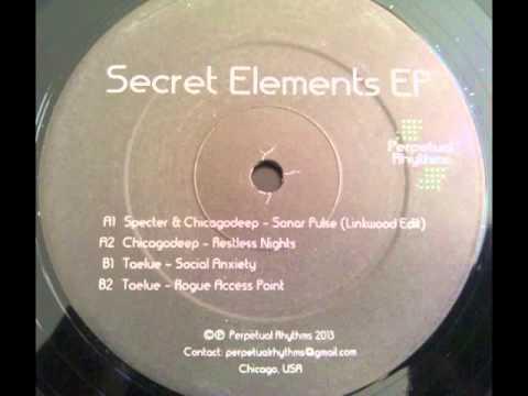 Specter & Chicagodeep - Sonar Pulse (Linkwood Edit)