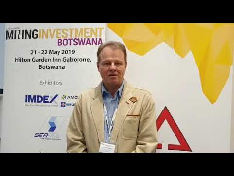 Mining Investment Botswana Conference May 2019