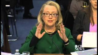 Hillary Clinton tears up talking about Benghazi victims
