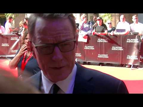 Breaking Bad Star, Bryan Cranston, at Filmfest Munich,  About Fame, Love and Walter White.Wakefield
