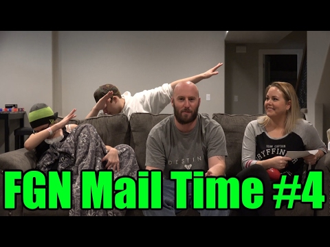 FGN Crew Fan Mail Time #4 February 13th 2017