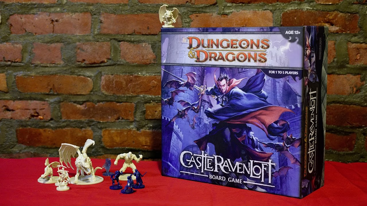play dungeons and dragons board game online