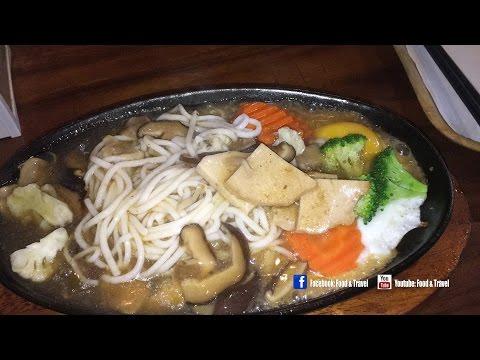 Vitking House Vegetarian Restaurant in Phnom Penh, Cambodia