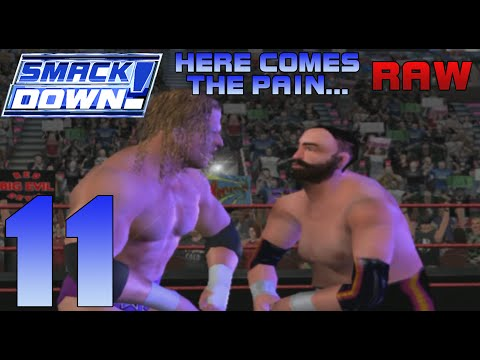 Downward Spiral - Let's Play WWE SmackDown! Here Comes The Pain (RAW) Season Mode Ep. 11