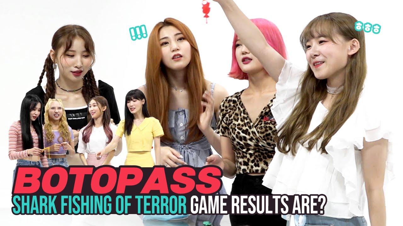 [Pops in Seoul] Flamingo~♬ Today's game♟ for BOTOPASS(보토패스) - 'Shark Fishing of Terror!!🦈'