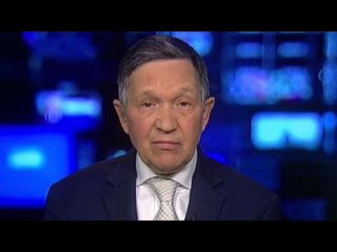 Kucinich: No evidence Assad was behind chemical attacks