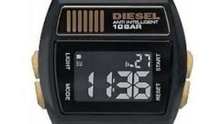 Diesel Digital Watches