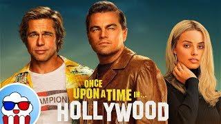 Pewnego razu… w Hollywood  - Rezencja POPCORNERD