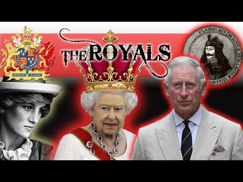 Something Very Strange about the British Royal Family