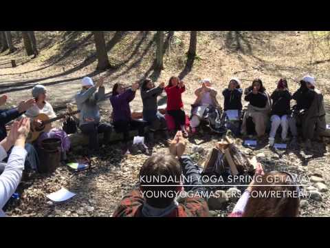 Kundalini Yoga Spring Getaway, Ontario Yoga Retreat Review