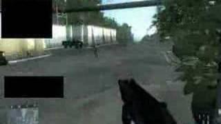 Crysis Beta Multiplayer Gameplay