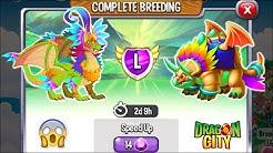 Dragon City: Carnival Dragon vs Tri Feather Dragon [EXCLUSIVE BREEDING] 😱
