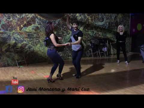 Pablo Alboran - No vaya a ser (bachata) Javi Montero y Mari Luz