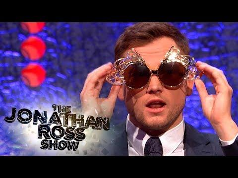 Taron Egerton Confirms He Will Play Elton John - The Jonathan Ross Show Mp3