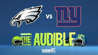Eagles vs Giants Week 6 NFL Picks & Predictions | NFL Free Picks from The Audible Crew