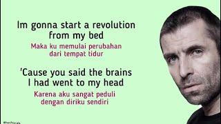 Oasis - Don't Look Back In Anger | Lirik Terjemahan