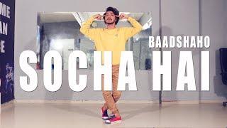 socha hai baadshaho | FreeStyle Dance | Vicky Patel Choreography | Keh doon tumhe