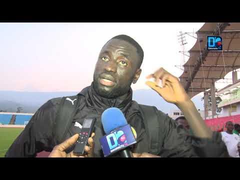 """Cheikhou Kouaté : """"Gagner la Guinée Équatoriale pour terminer (définitivement) premier du groupe"""""""