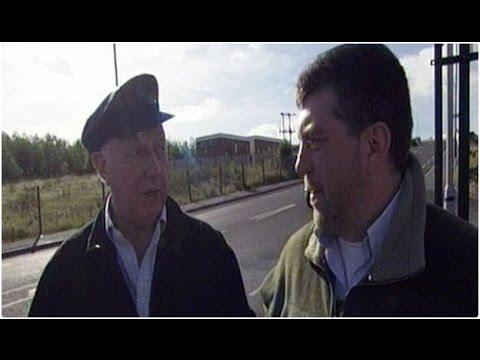 Arthur Scargill with Ian Clayton
