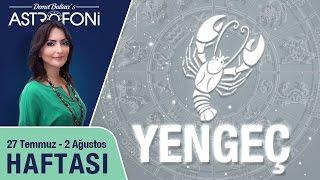YENGEÇ burcu haftalık yorumu 27 Temmuz-2 Ağustos 2015