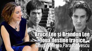 Bruce Lee si Brandon Lee, Doua Destine Tragice @Misterele Istoriei