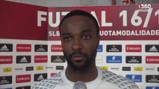 Liga SportZone (8.ª jornada): SL Benfica 3 - 2 FCU Pinheirense