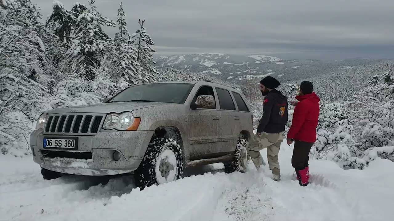Jeep Cherokee XJ Snow Off Road ***Air Diff Lock & Extreme Tyres***