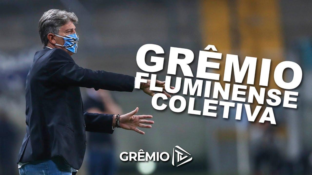 [AO VIVO] Pós-Jogo - Grêmio 1x0 Fluminense (Brasileirão 2020) l GrêmioTV