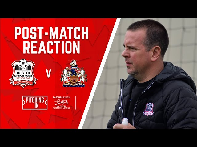Official BMF TV: Lee Lashenko after Barry Town United Friendly (10/07/21)