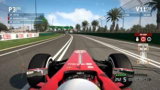 Formula 1 2013 : Corrida Austrália #03