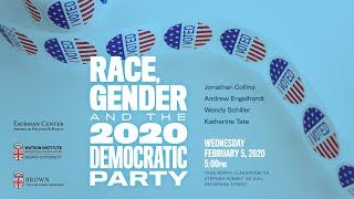 Race, Gender and the 2020 Democratic Party
