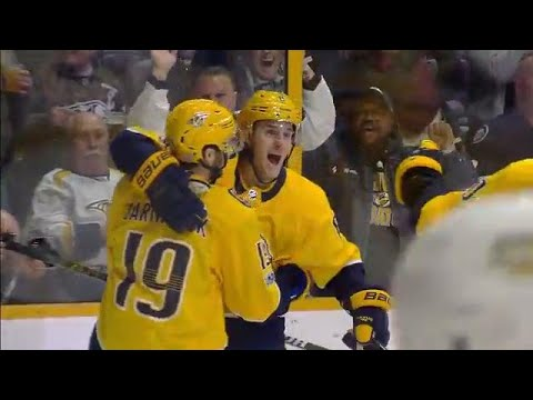 e11ed7887a2 Gotta See It  Turris lights the lamp in Predators debut - YouTube