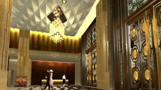 建築動畫  台中精銳【紐約之星】聖工坊2006