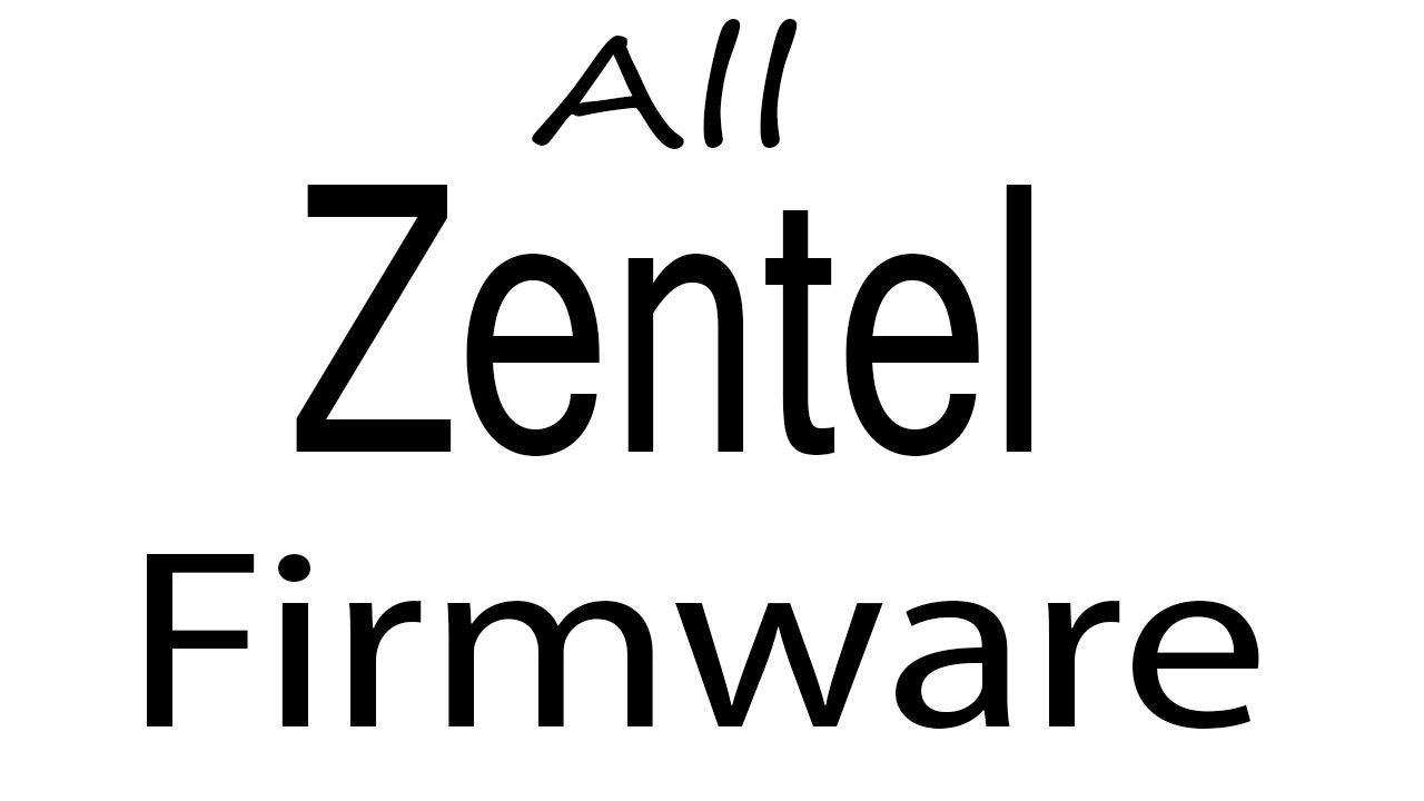 Download Zentel all Models Stock Rom Flash File & tools (Firmware) For  Update Zentel Android Device