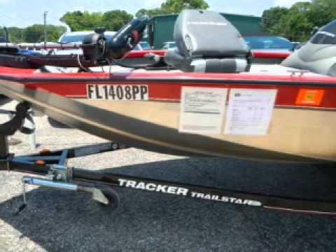 2009 Tracker Marine PRO TEAM 175 TXW - Pensacola FL