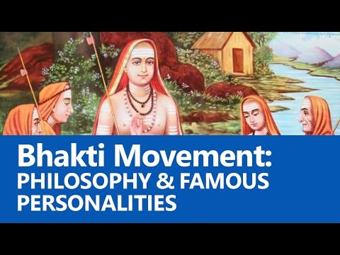 Bhakti Movement: Art And Culture For UPSC CSE/IAS Preparation - Roman Saini