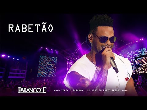 PARANGOLÉ   RABETÃO - DVD SOLTA O PARANGO