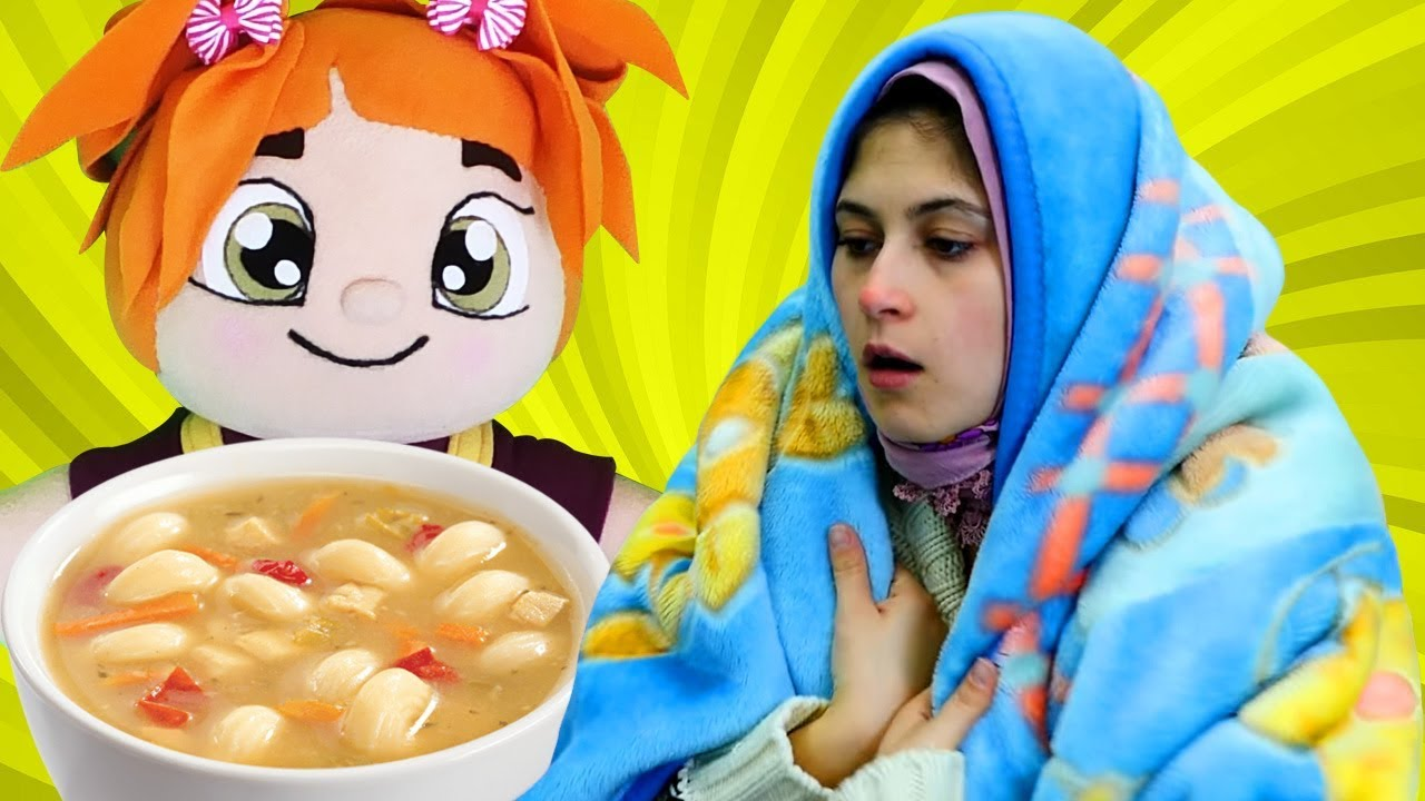 Reyhan Abla soğuktan hasta oluyor!