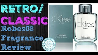 CK Free by Calvin Klein Fragrance Review (2009) | Retro Series