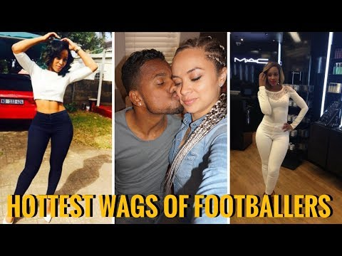 TOP 10 Hottest Wives and Girlfriends of African Football Players 2017 | WAGS of Footballers