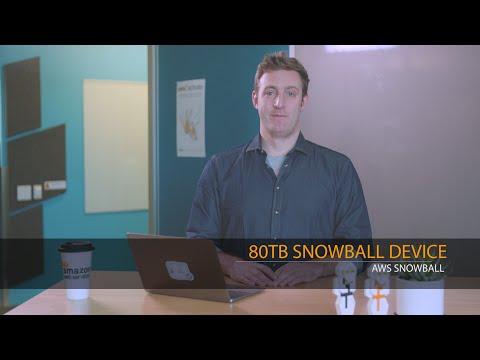 AWS Snowball | 80TB Snowball Device