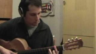 Тот самый Мюнхгаузен. Мелодия из к/ф на гитаре.
