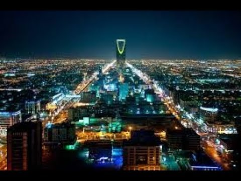 beautiful k.s.a | tour to Riyadh City roads and streets